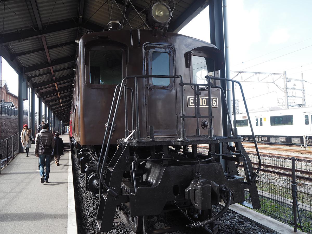 EF10形電気機関車 EF10 35