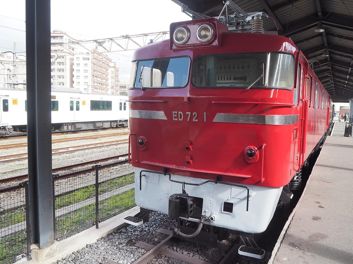 ED72形電気機関車 ED72 1