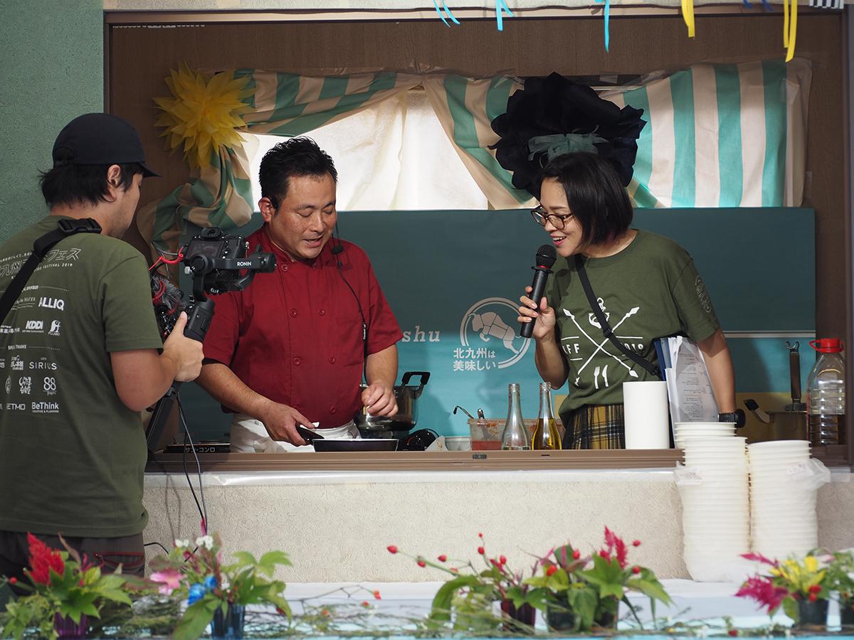 おいしいを描く食のアトリエ BlueOcean/濱中 篤史さん