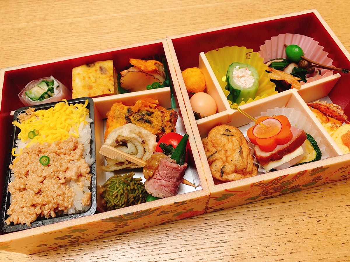 日本料理 川蝉/川蝉からの贈り物 秋の味覚玉手箱