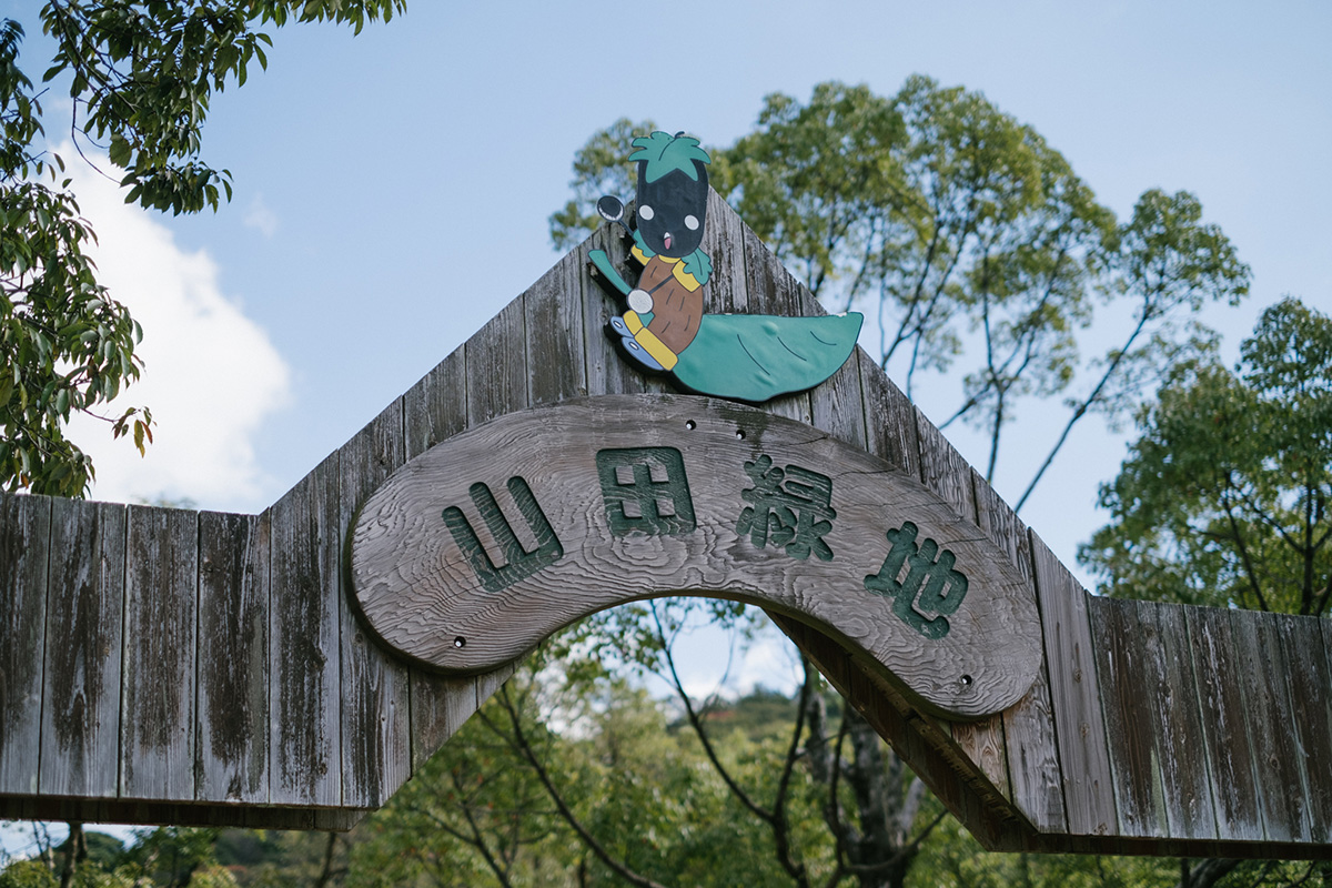 小倉北区の山田緑地